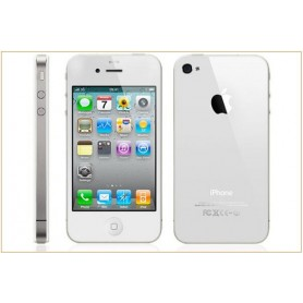 Iphone 4s 8gb blanc comme neuf 4s8b1