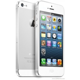 Iphone 5 64gb blanc et argent comme neuf