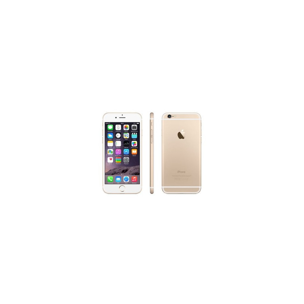 iphone 6 16gb blanc et or comme neuf reconditionn 269. Black Bedroom Furniture Sets. Home Design Ideas