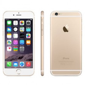 Iphone 6 16gb blanc et or 616o