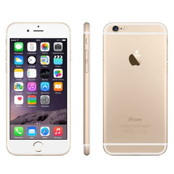 Iphone 6 16gb blanc et or