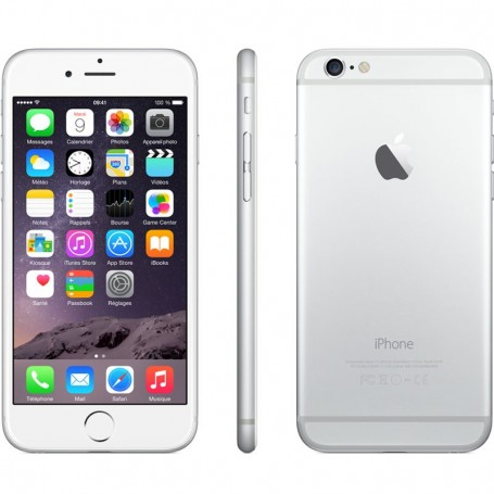iPhone 6 Plus 16gb blanc et argent