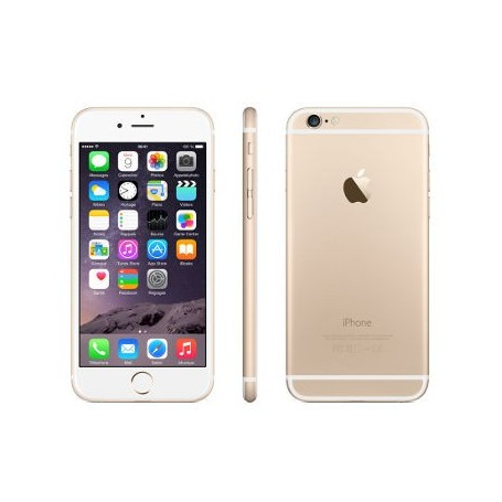 iPhone 6 Plus 128gb blanc et or 6p128o
