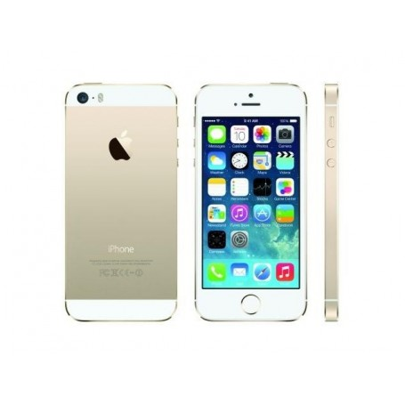 Iphone 5s 64gb blanc et or 5s64o