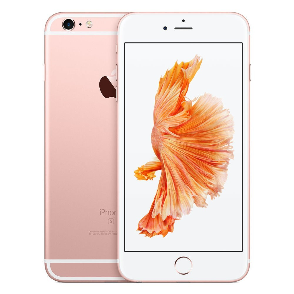 iphone 6s 64gb or rose comme neuf reconditionn 384. Black Bedroom Furniture Sets. Home Design Ideas