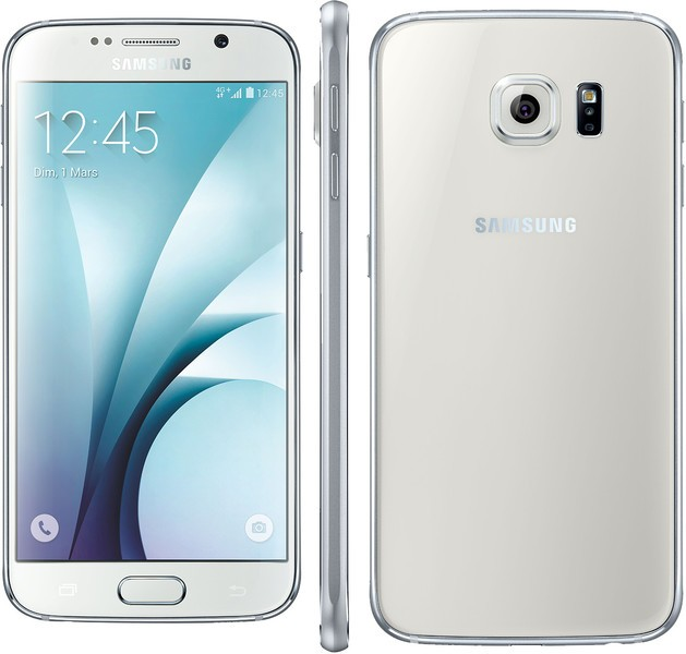 Samsung Galaxy S6 32GB Blanc