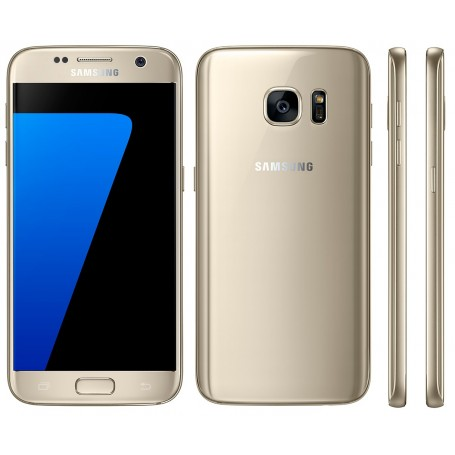 Samsung Galaxy S7 EDGE 32GB Or SGS7EDGEG93532G