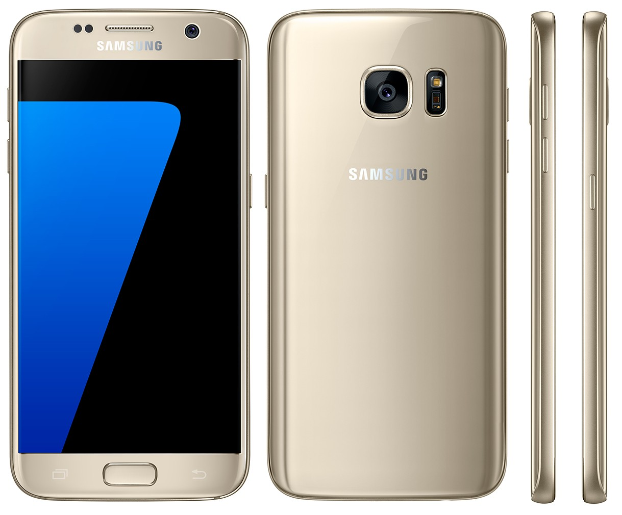 Samsung Galaxy S7 EDGE 32GB Or