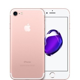 Iphone 7 32gb or rose comme neuf TVA732r1