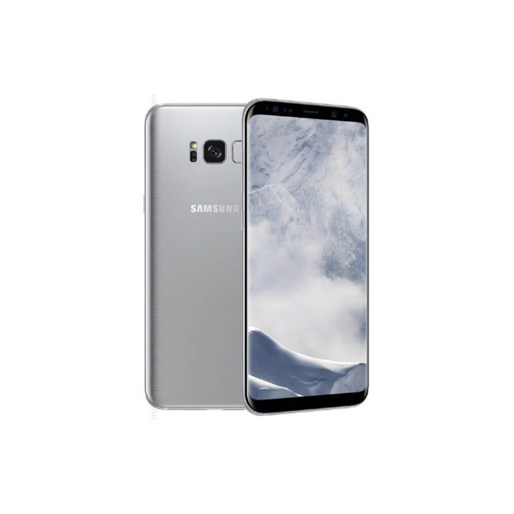 samsung galaxy s8 plus 64gb argent comme neuf. Black Bedroom Furniture Sets. Home Design Ideas