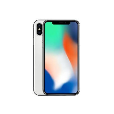 Iphone X 64gb argent X64a