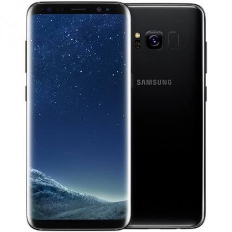 Samsung Galaxy S8 Plus 64GB noir SGS8P64n