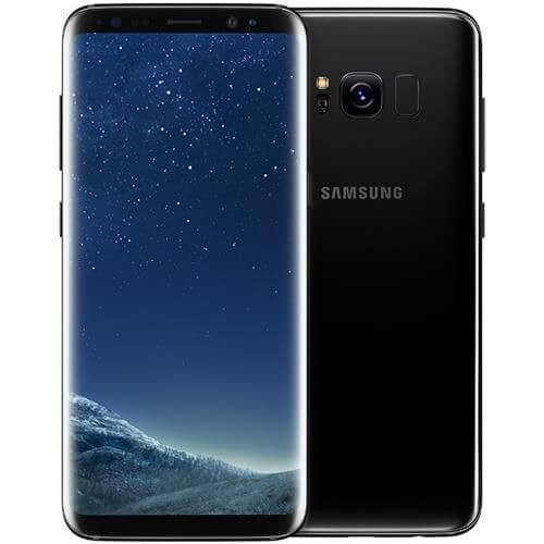 Samsung Galaxy S8 Plus 64GB noir