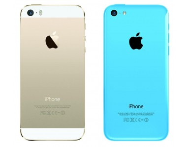 Comparatif entre iPhone 5C et iPhone 5S