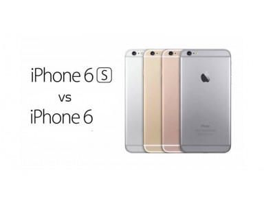 Comparatif entre iPhone 6 et iPhone 6S