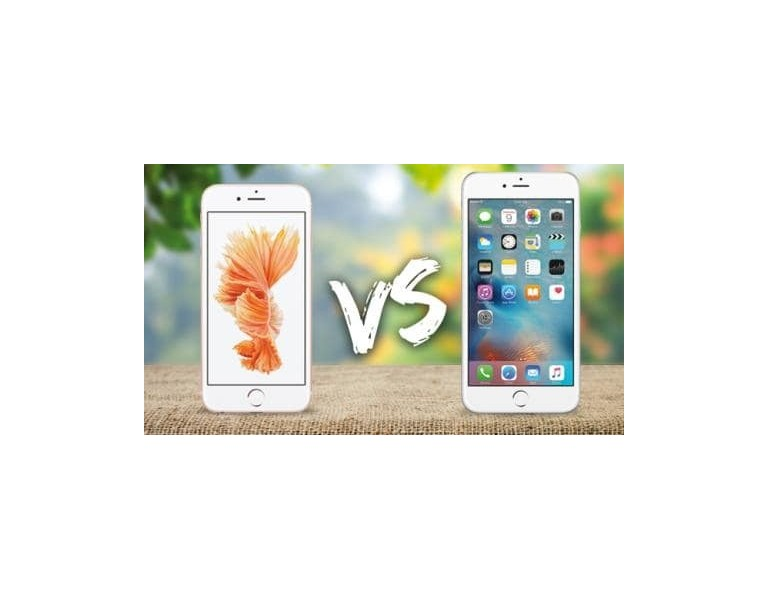 iPhone 6 Plus vs iPhone 6S Plus : une bataille de géants